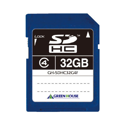 SDHCカード 32GB SD Memory Card Specification Ver2.0準拠